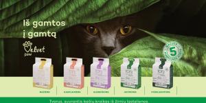biologinis kačių kraikas
